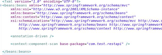 servlet-context.xml